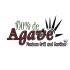 100 de agave logo design