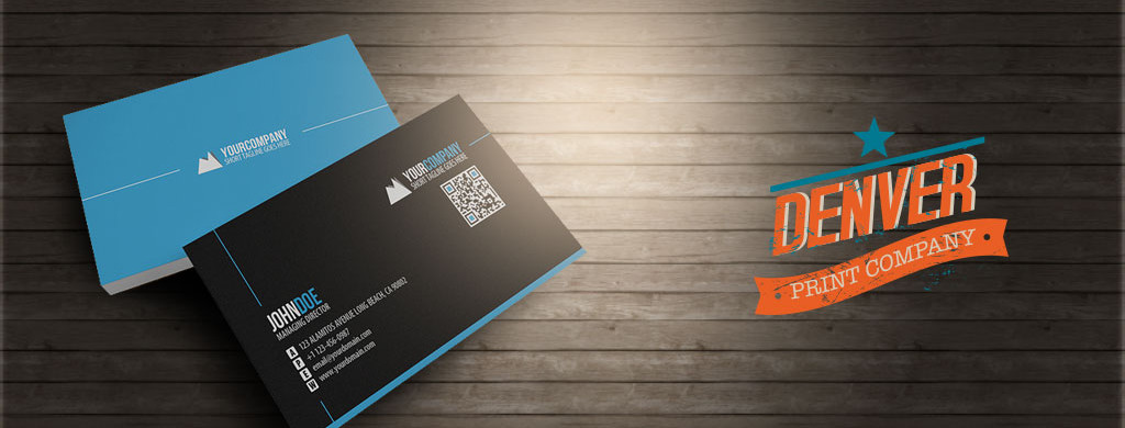 Business Cards QR code