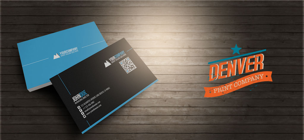business cards qr code - Business Card Printing Company