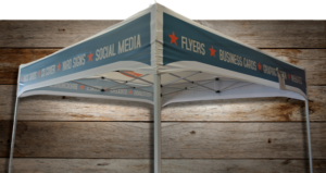 denver print event tent custom canopy cover