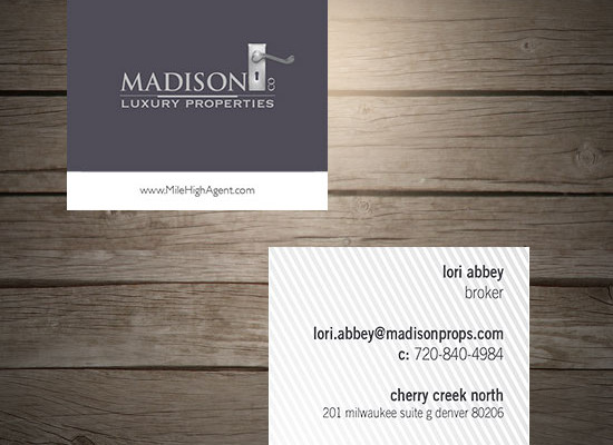 Business cards archives page 5 of 6 denver printing company madison properties colourmoves