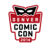Denver Comic Con Logo design