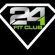 24 fit logo