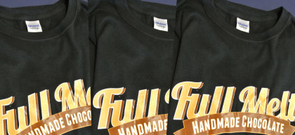 Shirts printed for Full Melt Denver - Custom Apparel