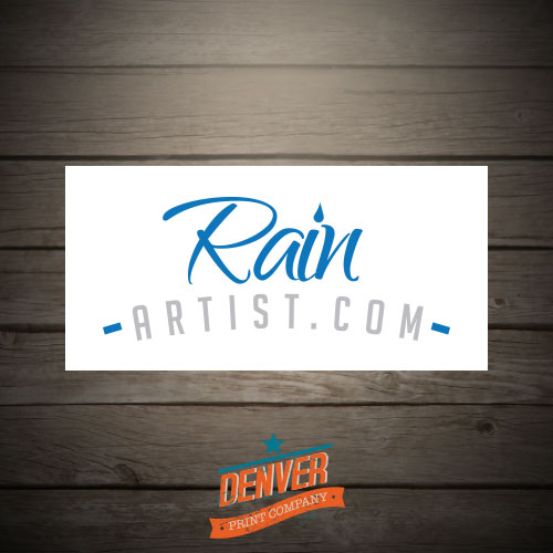 rain art logo