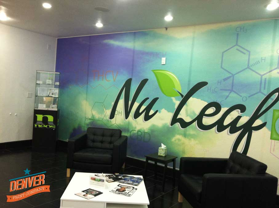 custom wall graphics denver print company - Wall Graphic Designs