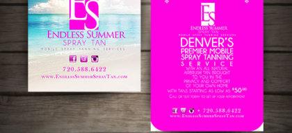 Denver spray tanning