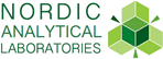 nordic analytic logo design