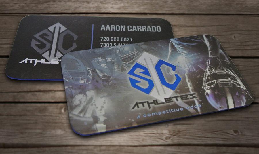 Aaron Carrado Business Card