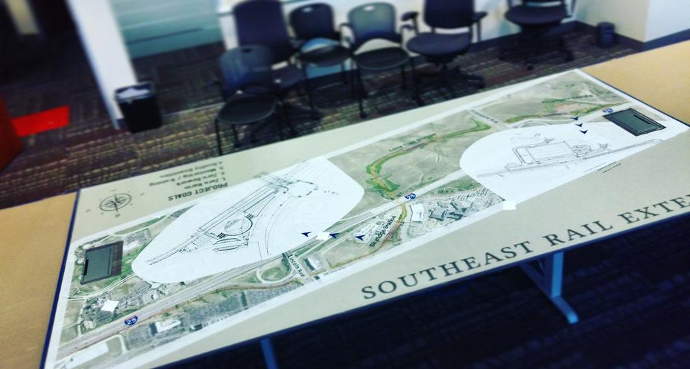 SE rail extension table print