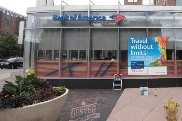 bank of america window graphics