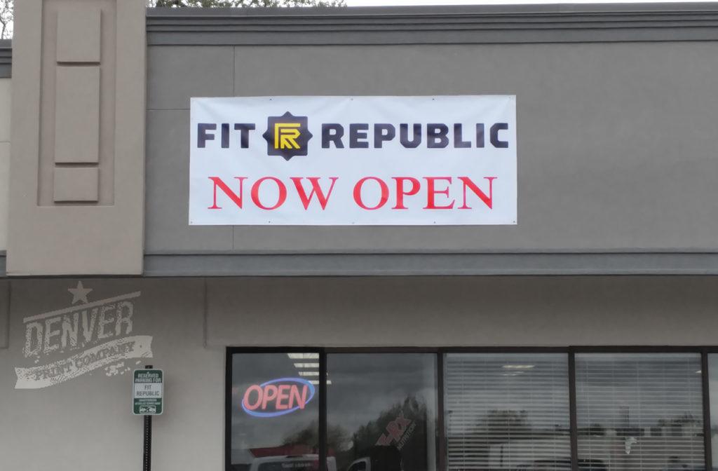 fit republic banner