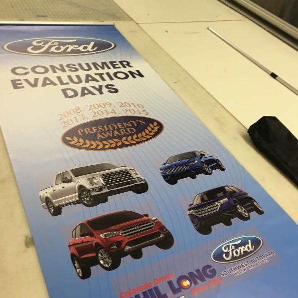 ford banner