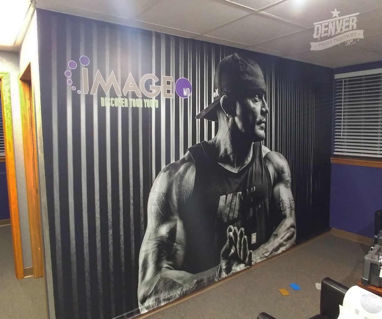 Wall Graphics Printing Services