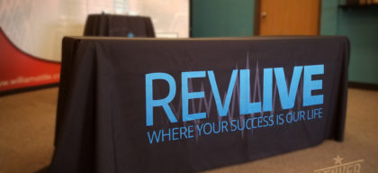 Revlive table cloth