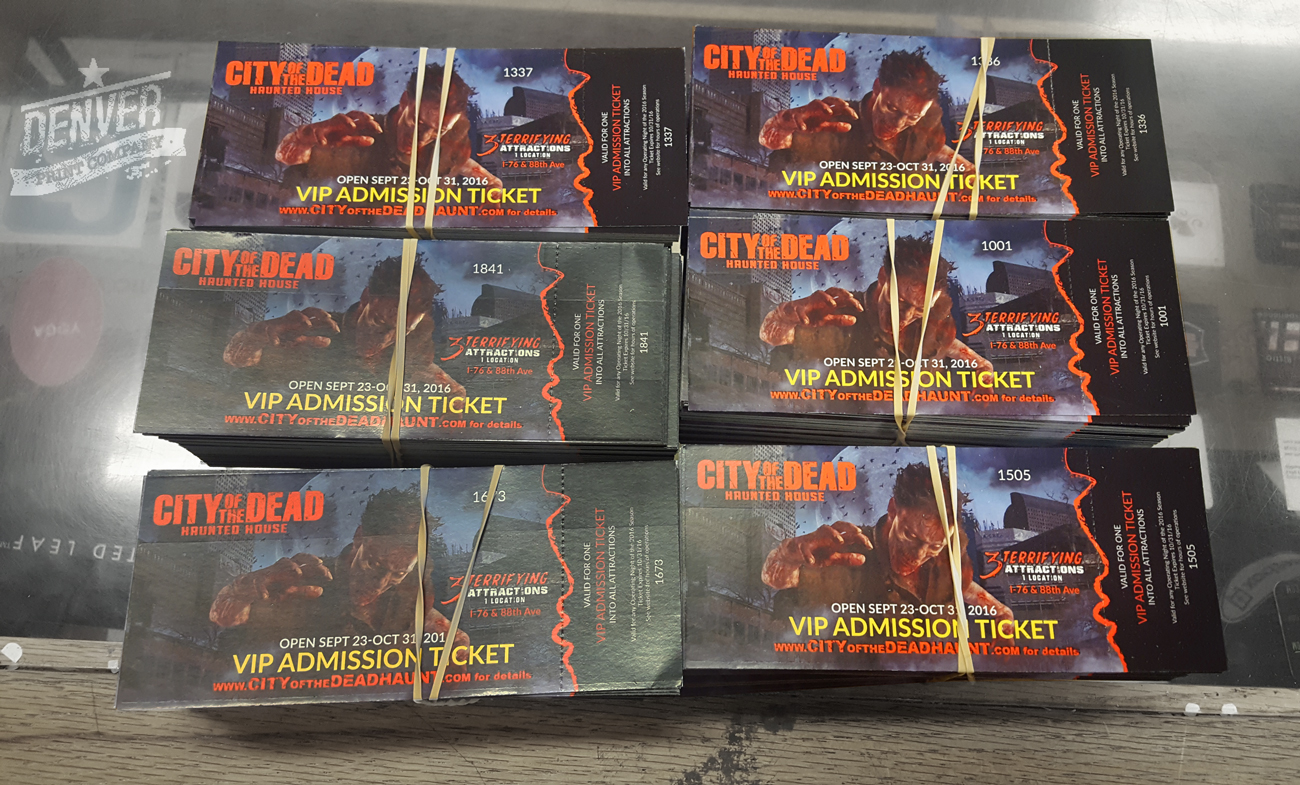 city of the dead haunted house tickets