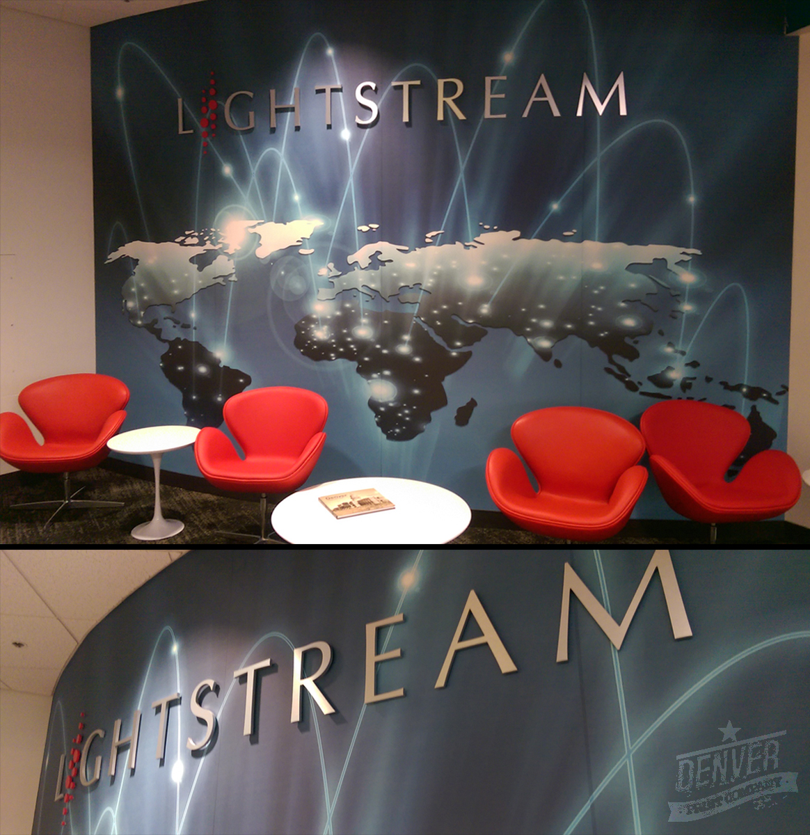 lightstream wall graphics