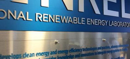nrel aluminum lobby sign denver print company