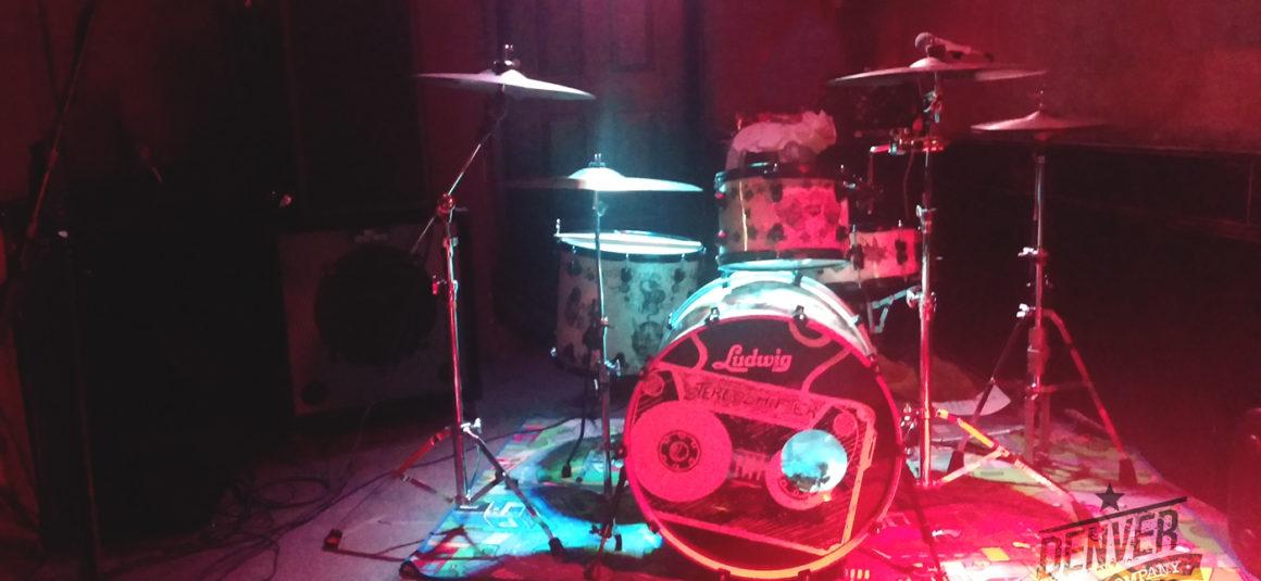 stereoshifter kick drum head direct-print