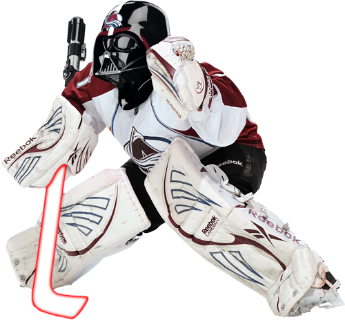 avalanche goalie