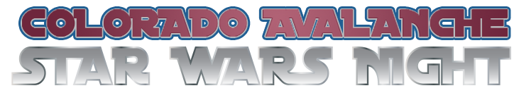colorado avalanche star wars night
