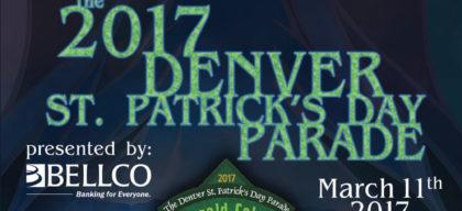 St. Patricks Parade magazine cover