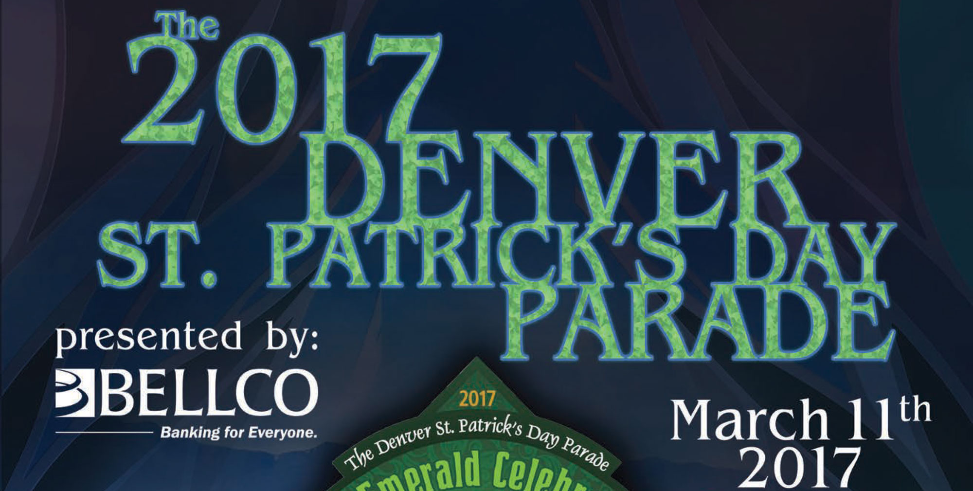 St. Patricks Parade magazine cover