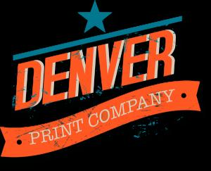 denver print logo