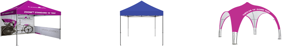 event tents and canopies