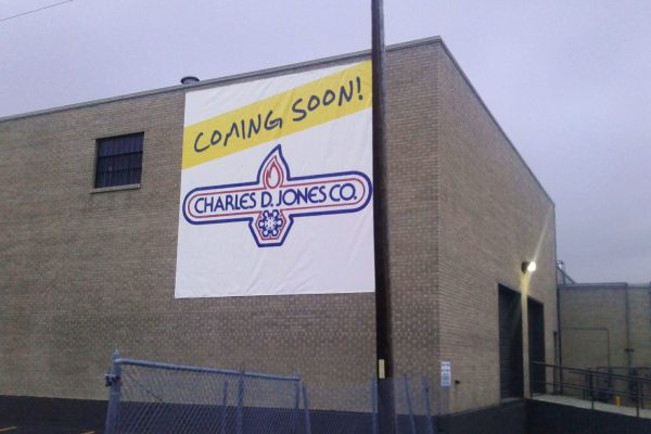 Charles D. Jones Co. Banner