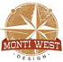 monti west design logo