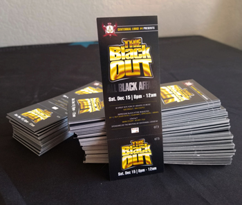 blackout haunted house tickets