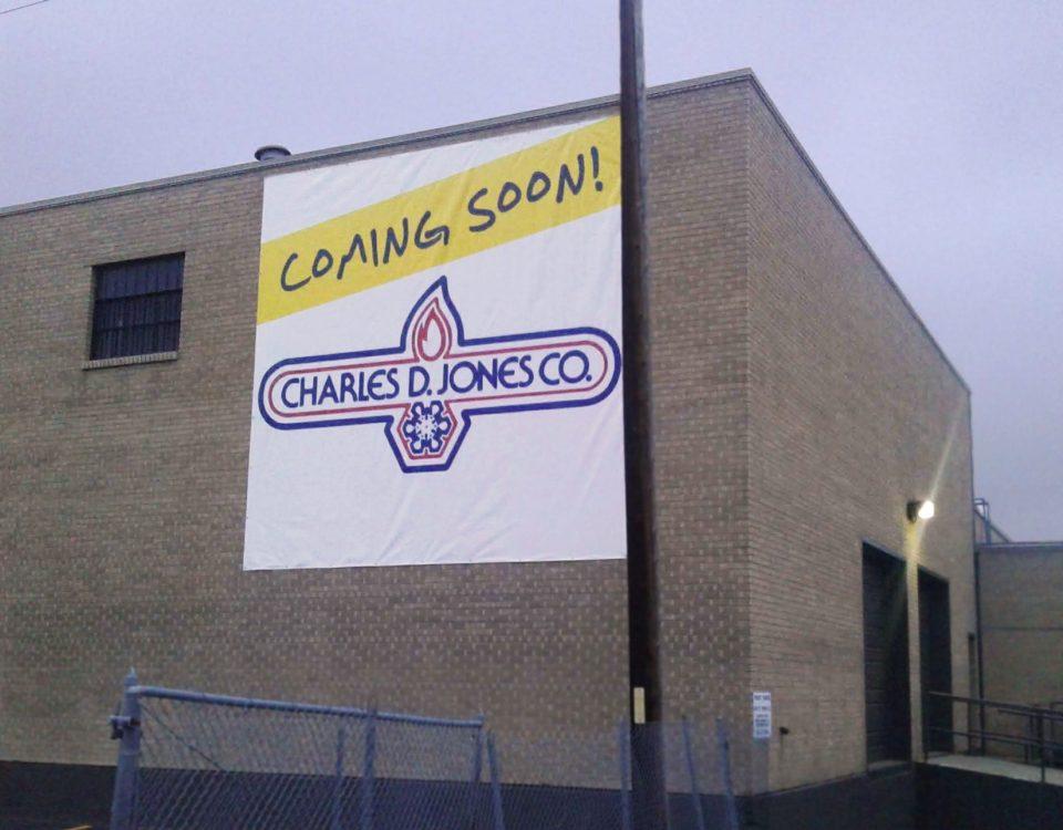 charles d. jones banner