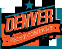 denver print company logo