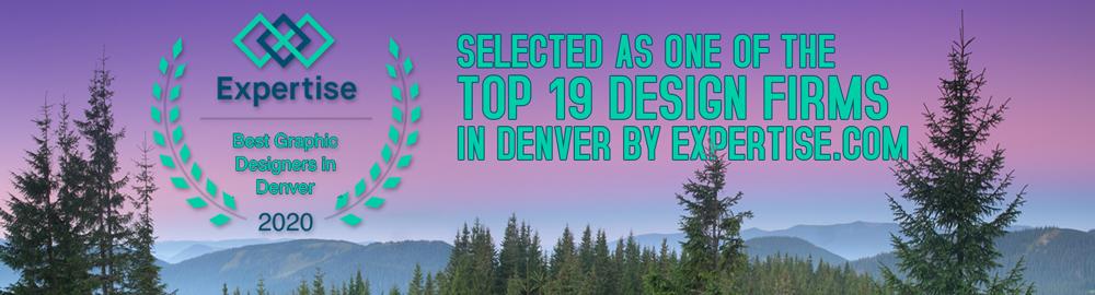 best graphic designers in denver expertise.com badge