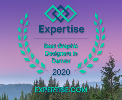 best graphic designers in denver expertise.com badge