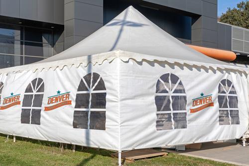 custom canopy enclosed design denver print company