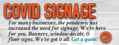 coronavirus signs face-cover required signs get a quote